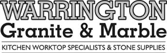 Warrington Granite, Quartz & Marble – worktop specialists Logo