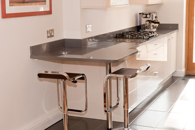 Contemporary Style Kitchen Worktops