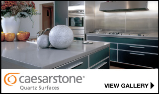 Caesarstone Kitchen Worktops in Wasrrington, Cheshire