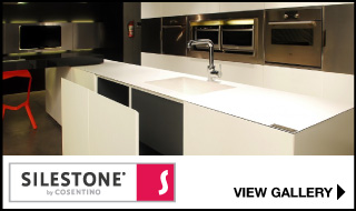 Silestone Kitchen Worktops in Wasrrington, Cheshire