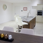 Bianco Antique with Silestone