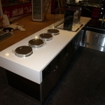 Commecial Stone Worktops